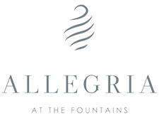Allegria at the Fountains Logo